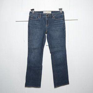 Ann loft taylor orginal womens jeans sz 8 R 9600